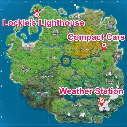 Localisation de la station météo