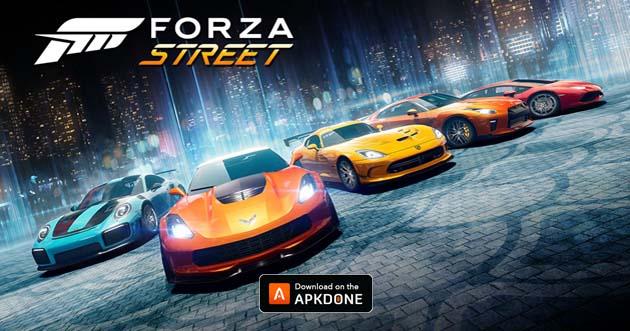 Forza Street APK + OBB Fichier de données v28.0.7 pour Android – Téléchargement gratuit