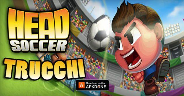 Head Soccer MOD APK + Fichier de données OBB v6.6.0 (Argent illimité) Télécharger
