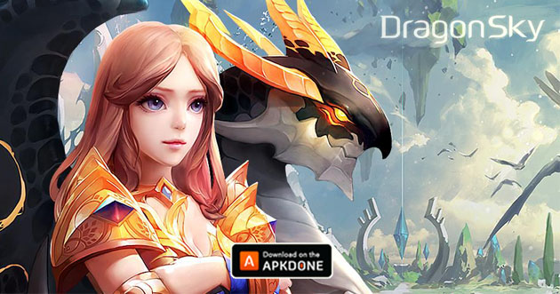 Idle & merge – Dragonsky APK + OBB Data 1.2.32 Télécharger pour Android