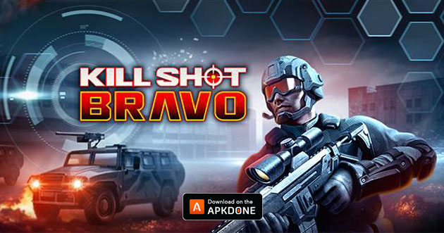 Kill Shot Bravo MOD APK 6.7 (Unlimited Bullets) pour Android – Télécharger