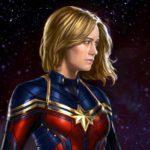 Le costume du capitaine Marvel est présenté en détail dans Avengers: Endgame