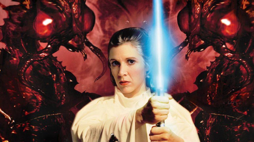 Le frère de Carrie Fisher dévoile les plans originaux de Leia dans Star Wars IX