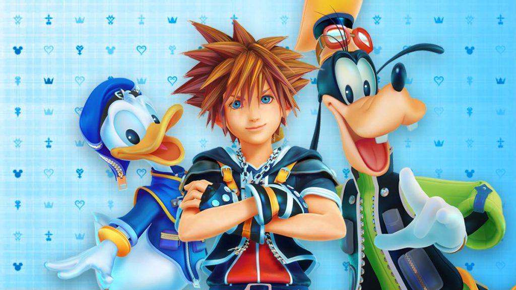 Le jeu New Kingdom Hearts est apparemment en développement