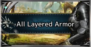 All Layered Armor Set List
