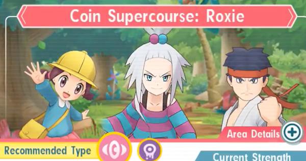 Masters Pokémon | Coin Supercourse: Roxie – Comment battre (très difficile)