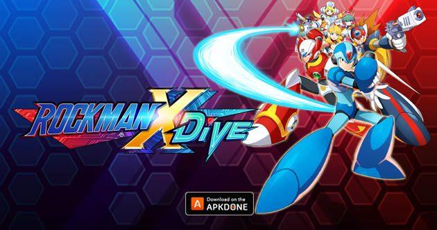 Mega Man X Dive APK 0.1.1 (Accès anticipé) Télécharger pour Android