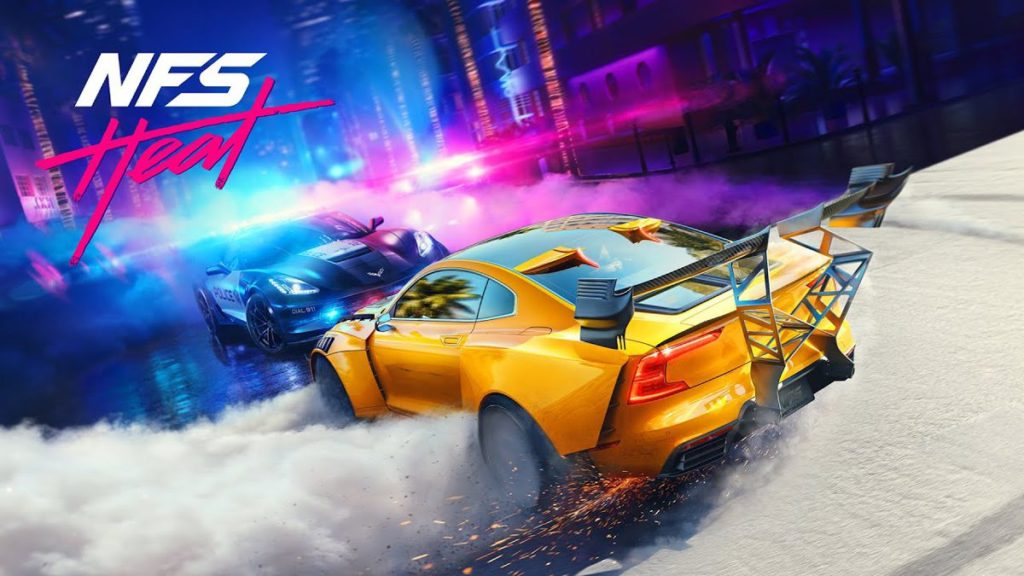 Need for Speed ​​Tests thermique pour PS4, Xbox One et PC