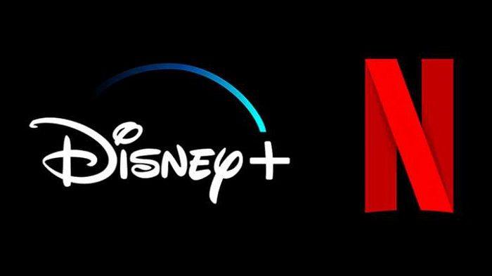 Netflix parle des avantages de son service par rapport à Disney +