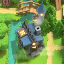 Lodge at Clash Royale