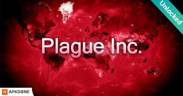 Plague Inc MOD APK v1.16.3 (Tout débloqué) Télécharger pour Android
