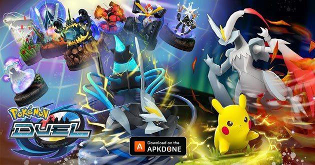 Pokemon Duel MOD APK 7.0.16 Télécharger pour Android