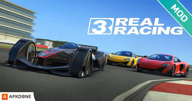 Real Racing 3 MOD APK 7.6.0 (Money / Unlocked) pour Android – Télécharger