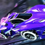 Rocket League s'habille en animation cyberpunk avec Rocket Pass 5