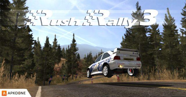 Rush Rally 3 APK + MOD v1.61 (Argent illimité) pour Android – Téléchargement gratuit