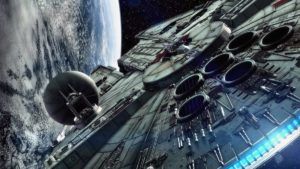 Star Wars: L'ascension de Skywalker introduit le nouveau pilote Millennium Falcon
