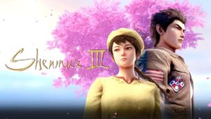 Analyse Shenmue 3 pour PS4 et PC