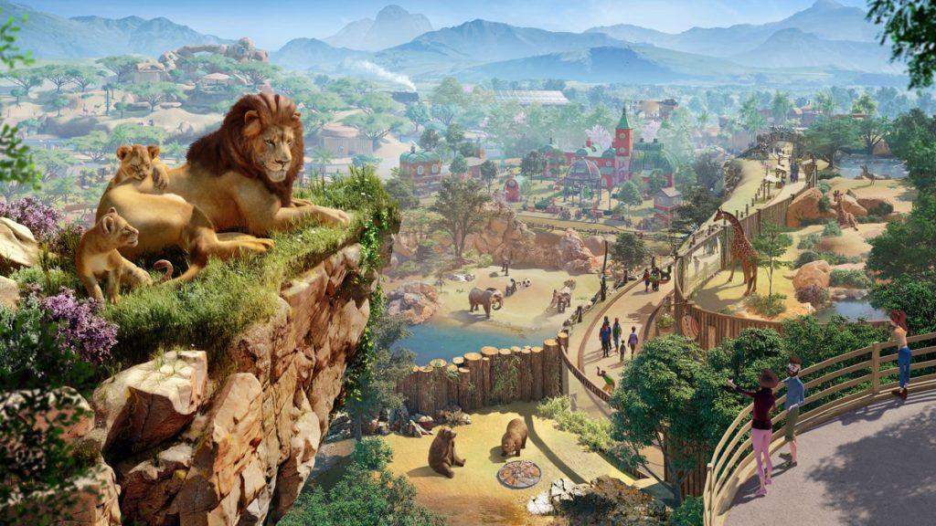 Tests de Planet Zoo pour PC