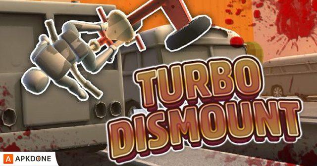 Turbo Dismount MOD APK 1.43.0 (Unlocked) pour Android – Télécharger
