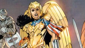 Une figurine de Wonder Woman de 1984 confirmerait l'apparition de son armure