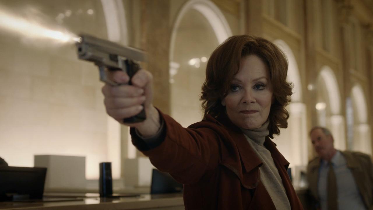 Laurie Blake - Jean Smart - Watchmen Saison 1