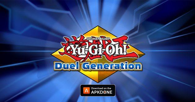 Yu-Gi-Oh! Duel Generation MOD APK + Fichier OBB v121a Télécharger
