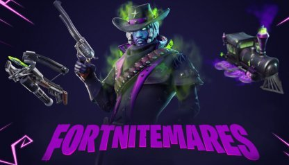 Fortnitemares Halloween Event