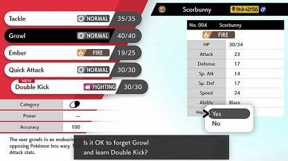 Est supprimé de Pokemon
