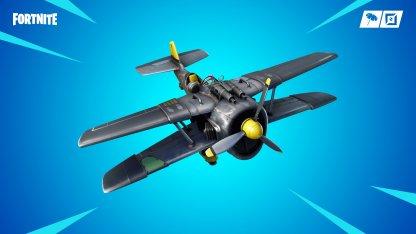 X-4 Stormwing Plane - Nouveau véhicule avion