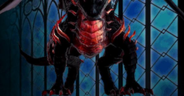 Bloodstained | No.096 Abyssal Guardian – Emplacement de spawn & Item / Shard Drops | Rituel de la nuit