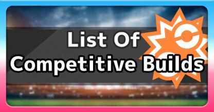 Liste compétitive