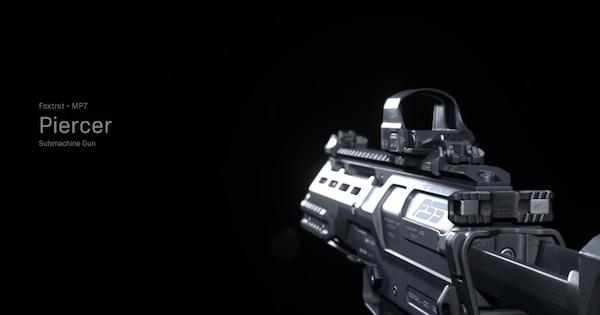 CoD: MW 2019   Piercer SMG – Statistiques et comment débloquer   Call of Duty: Modern Warfare
