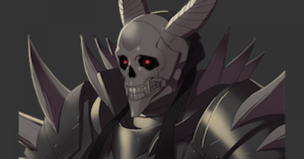 FE Three Houses   Death Knight – Classe, Aptitude et compétence   Emblème du feu