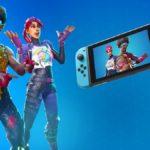 Fortnite est couronné comme le plus téléchargé de Nintendo Switch en 2019