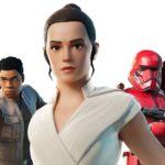 Fortnite reçoit Rey, Finn et plus lors de l'événement Star Wars 9