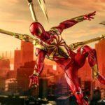 Hot Toys présente une silhouette imposante inspirée de la PS4 Spider-Man