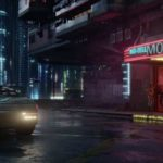 Ils recréent Night City, la ville de Cyberpunk 2077, avec Minecraft