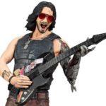 McFarlane Toys annonce les chiffres de Cyberpunk 2077; Keanu Reeves inclus