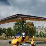 PUBG reçoit son premier véhicule aérien