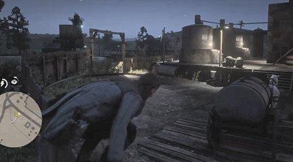 Red Dead Redemption 2 - Verser du pétrole II