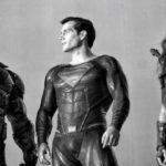 Une nouvelle photo de la coupe de Snyder montre les détails de Batman dans Justice League
