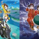 Épée et bouclier Pokémon: tout ce que nous savons sur Armor Island et les neiges de la couronne du col d'extension