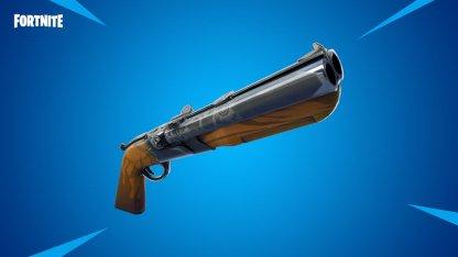 Fusil de chasse à double canon
