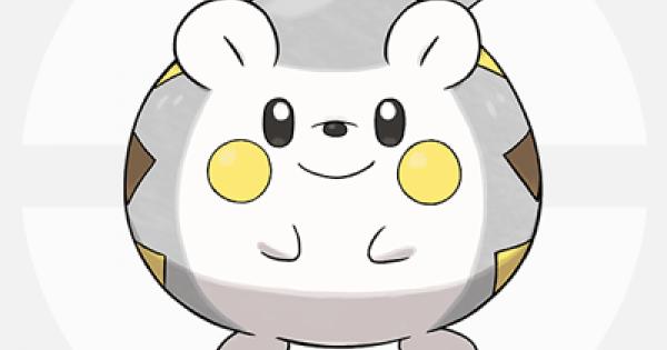 Bouclier épée Pokemon | Togedemaru – Évolution et faiblesse