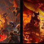 Doom Eternal: vous pouvez maintenant télécharger les fonds d'écran officiels