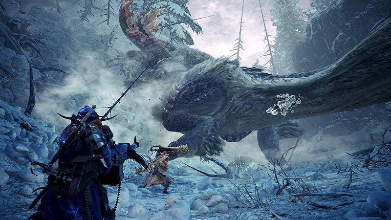 Monster Hunter World: Iceborne dévoilera la feuille de route 2020 le 19 janvier