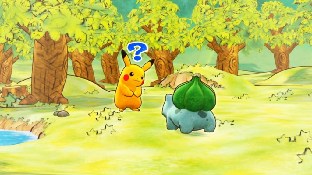 Pokémon Mysterious World est annoncé: DX Rescue Team pour Nintendo Switch