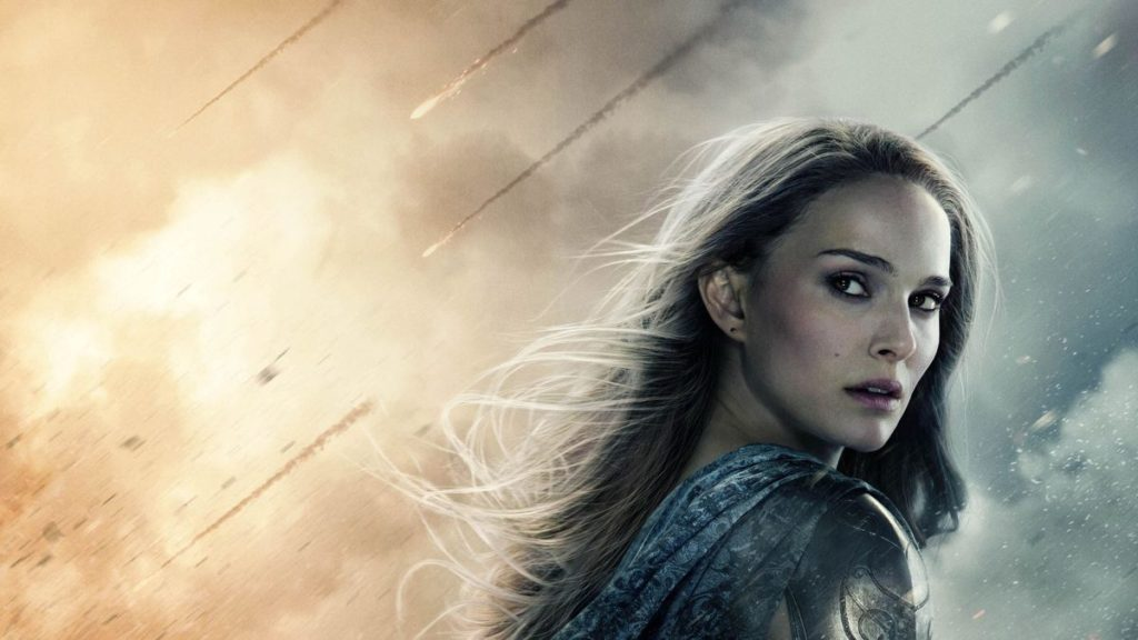 Thor: Love and Thunder débutera le tournage au début de 2021 selon Natalie Portman