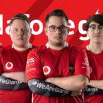 Vodafone Giants présente son équipe League of Legends d'ici 2020