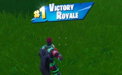 Bataille pour une Team Victory Royale